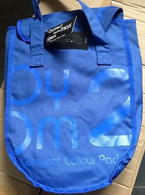 Babystyle Oyster 2 Oyster Max  & Oyster Gem Carrycot Colour Pack Electric  Blue