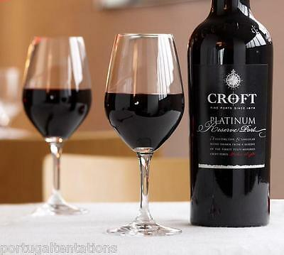 Portwein Port Wine CROFT Platinum Reserve aus Portugal 750ml