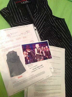 CYNDI LAUPER Nicole Miller Concert DRESS Worn June 7, 2008 In Washington D.C.