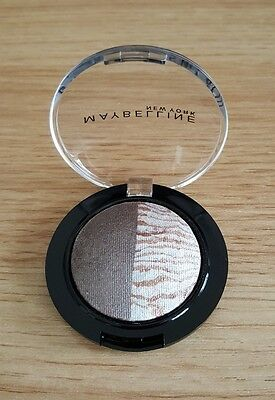 Maybelline Hyper Cosmos Duo Pearl and Marble Eyeshadow BE-1 - Brand NEW 01