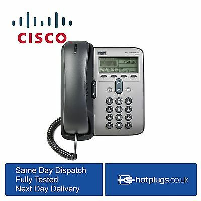 Cisco Unified 7911G IP Phone (CP-7911G)