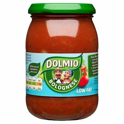 Dolmio Bolognese Low Fat Pasta Sauce 320g