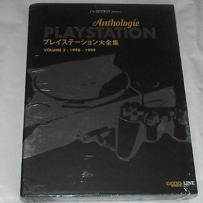 Playstation anthologie Vol 2 Edition Collector NEUF SOUS BLISTER FRANÇAIS REF02