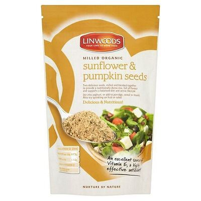 Linwoods Milled Sunflower & Pumpkin Seeds 425g