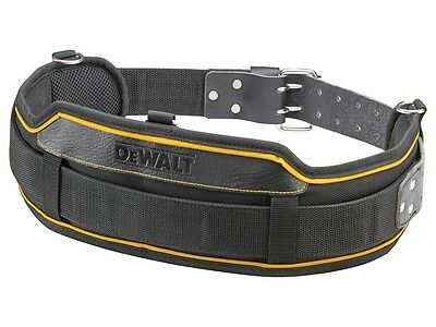 Dewalt Heavy Duty Padded Tool Belt + Metal Buckle  Dwst1-75651
