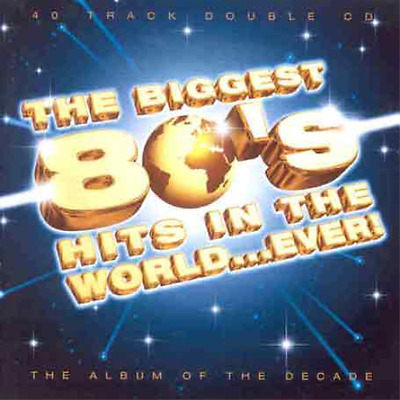 VARIOUS-Various / The Best 80`S Album In The World Ever  CD NEU