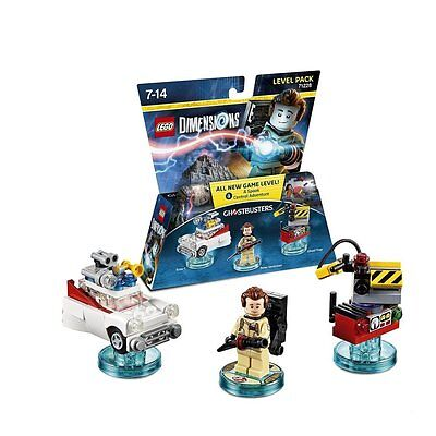 LEGO Dimensions, Ghostbusters, Level Pack  TOY NEU