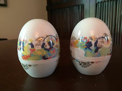 Rosenthal Salt and Pepper Shakers
