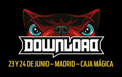 Entrada Download Festival Madrid 2017 Abono 3 días