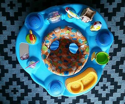 Baby Bouncer Jumper Exersaucer Fun Learning Activity Centre