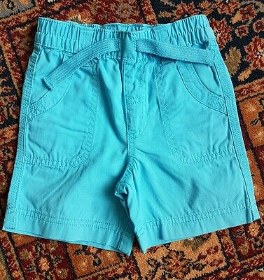 George Boys Shorts age 12-18 months