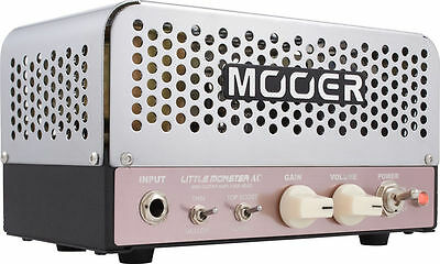Mooer Little Monster AC - All Tube Guitar Amplifier 5W Head FREE SHIPPING