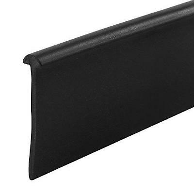 Prime-Line Products M 6230 Shower Door Bottom Seal, 36-Inch, Half Round, Black