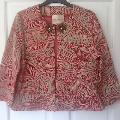 Ladies Erika Cavallini Italian Couture Jacket L (12/14)