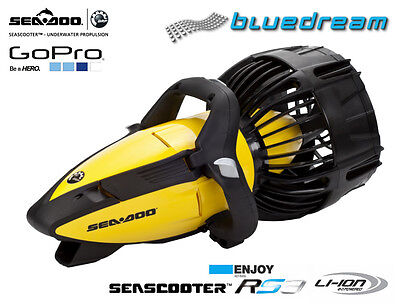 Sea Doo Seascooter RS3  scooter aquatico elettrico batteria litio