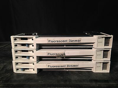 Lot of 3 x ETCD20F Fluorescent Dimmer