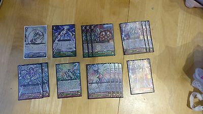 Cardfight Vanguard! Link Joker Messiah deck