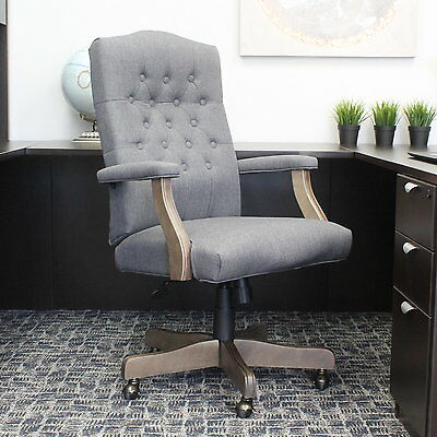 Selway High-Back Executive Chair Alcott Hill FREE SHIPPING (BRAND NEW)