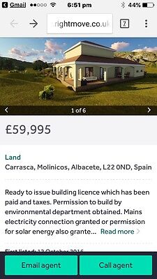 Spanish Property Development Sale One Time Offer Drastically Reduced To £37000.