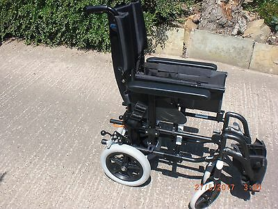 Invacare Action 2 NG Self Propelled Wheel Chair, Hardly Used .