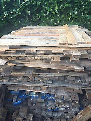 Pallet Wood Pieces x 50 Upcycle Project Wood Timber