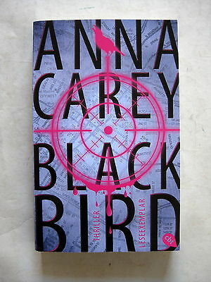 Anna Carey: Black Bird (TB, sehr gut!)
