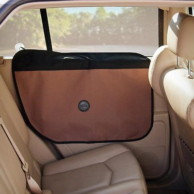 "K&H PET PRODUCTS 7845  Tan VEHICLE DOOR PROTECTOR TAN 19"" X 27"""