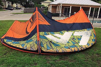 2015 Liquid Force NRG 10m Kite W/ Kite Bag