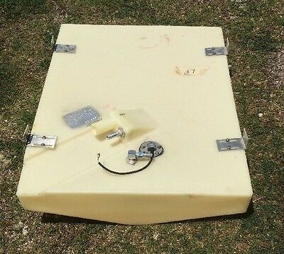 Moeller Marine 20 Gallon Permanent Fuel Tank FT2054 Boat Gas Tank