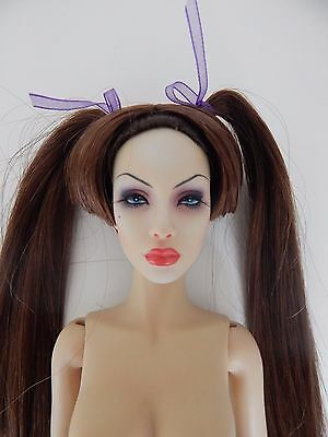 Superfrock Superdoll Vinyl Sybarite Miss Chief  ( Mischief ) nude