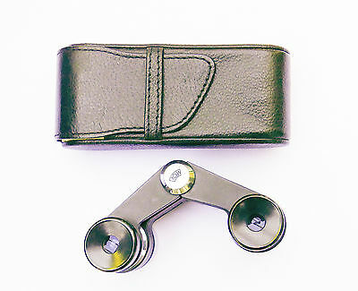 ROW Opera Glasses with Case