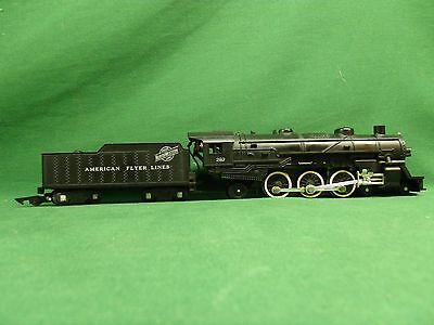 American Flyer #282 S-Gauge Pacific 4-6-2 Steam Engine