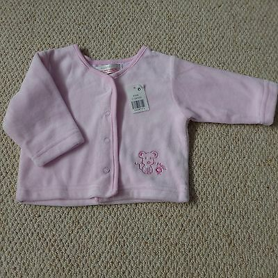 Baby girls cardigan jacket from Primark age 0-3 months BNWT