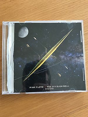 Pink Floyd - The Division Bell DVD 5.1