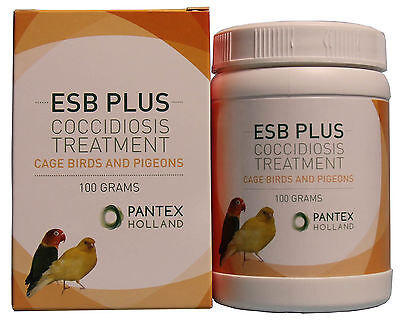 Pigeon Product - ESB Plus 100gr - Coccidiosis - by Pantex - Racing Pigeons