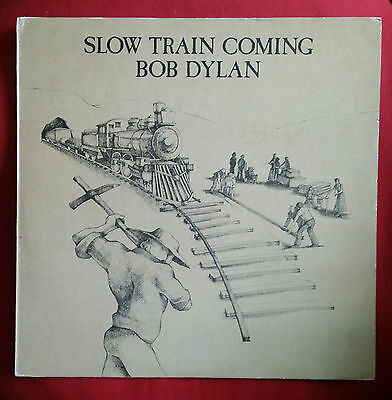 Bob Dylan - Slow Train Coming - LP - vinyl