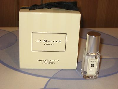 JO MALONE ENGLISH PEAR & FREESIA SAVON DE  BAIN 180gr + COLOGNE SPRAY SAC 9ml