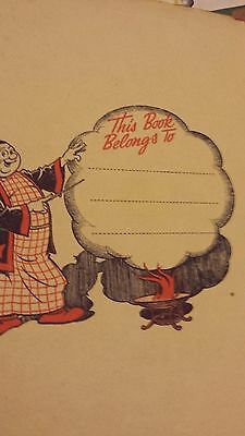 The Dandy Monster Comic 1952  no inscriptions, nice condition