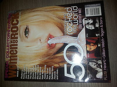 MADONNA - Women Who Rock Special Collector's Edition - July/Aug. 2003 MINT