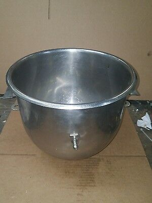 Univex Ss Bowl For 20 Quart Planetary Mixers