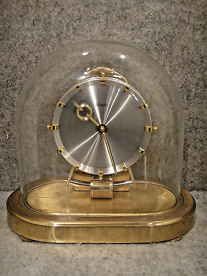 Kundo Electric Mantle Clock with Dome