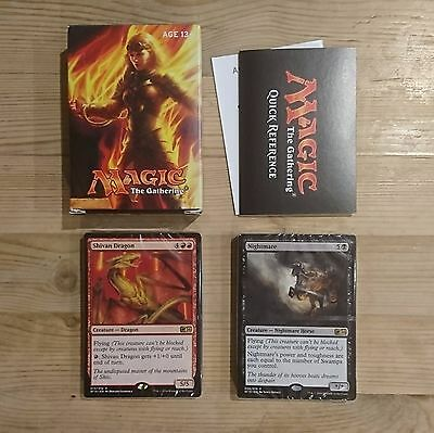 MTG Red Black Promo Welcome Deck 2016 Trade Only Starter SEALED