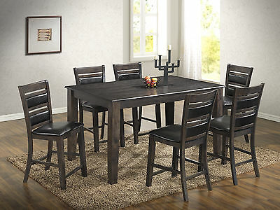 Counter Height Dining Table Best Quality Furniture FREE SHIPPING (BRAND NEW)
