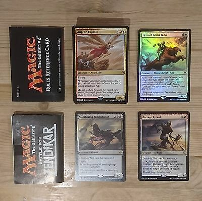 2015 Battle for Zendikar Event Deck Magic The Gathering MTG RALLYING CRY + BONUS