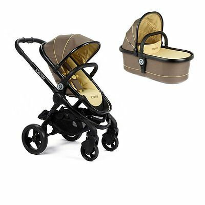 Icandy Peach Primrose Pushchair and Carrycot