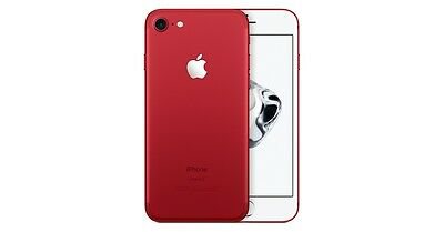 Apple iPhone 7 (PRODUCT) RED 128GB UNLOCKED BRAND NEW *UK SELLER*
