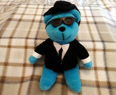 "Original AC Adorable Collectibles The Bears In Blue ""RYTHYM NEW VERY RARE Bienie"