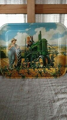 john deere collector plates