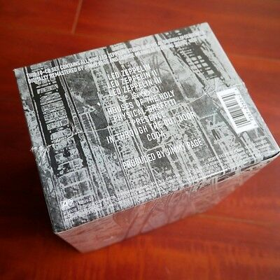 """NEW! Led Zeppelin """"The Complete Studio Recordings"""" 10 CD Box Set Collection"""