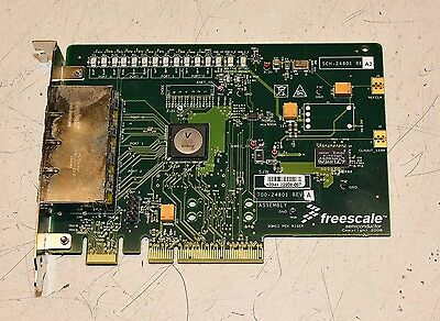 Freescale NXP SCH-24801 RE A2 SGMII PEX RISER Development Board